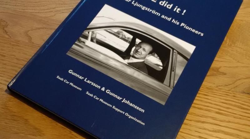 Saab - we hebben het gedaan. Nieuw Saab-boek
