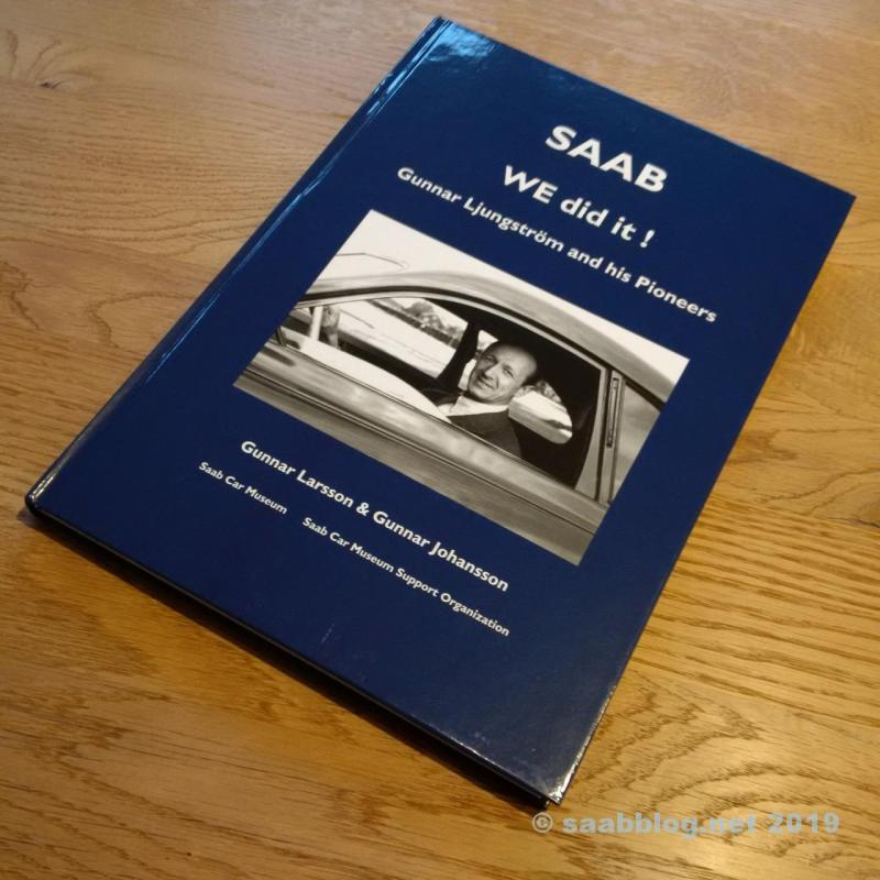 Saab - vi gjorde det. Ny Saab bok