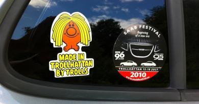 Saab Troll Snurg