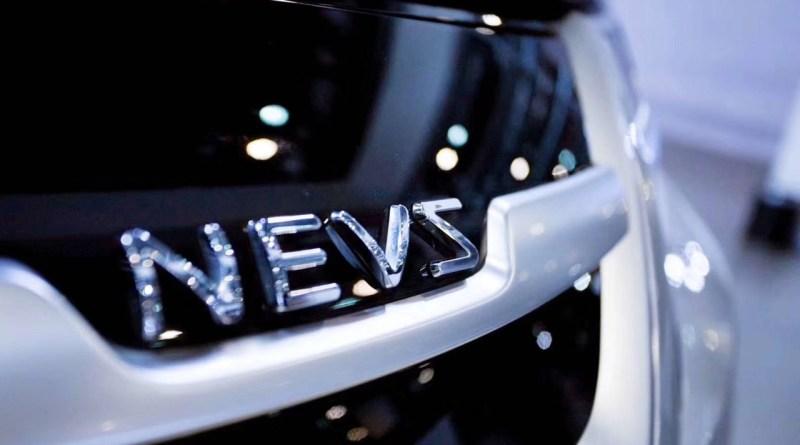 NEVS 9-3. الصورة: NEVS