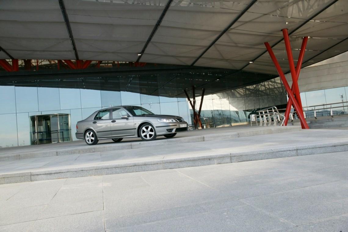 Saab 9 5 Aero-