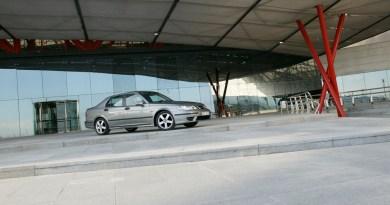 Saab 9 5 Aero