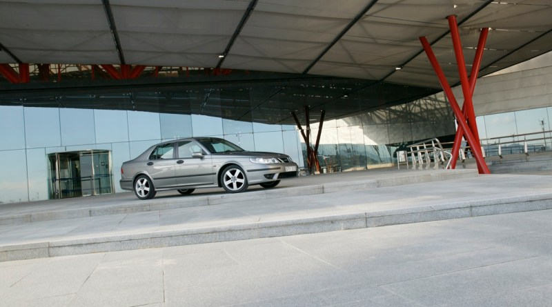 Saab 9-5 Aero
