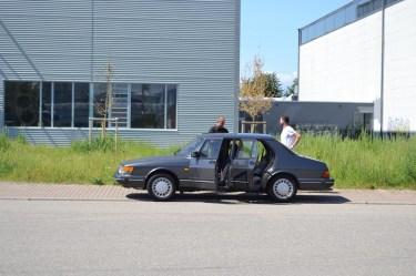 Saab 900 Turbo Berline