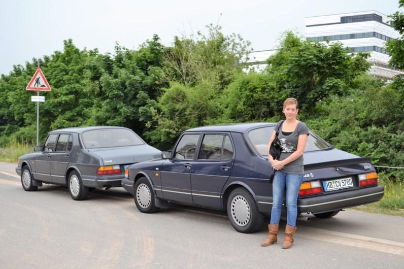 Saab - это просто устойчивый автомобиль!