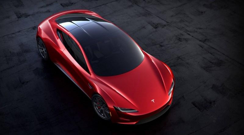 Tesla Roadster 2020. Bild: Tesla