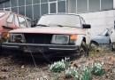 Slutlig viloplats för en Saab 900?