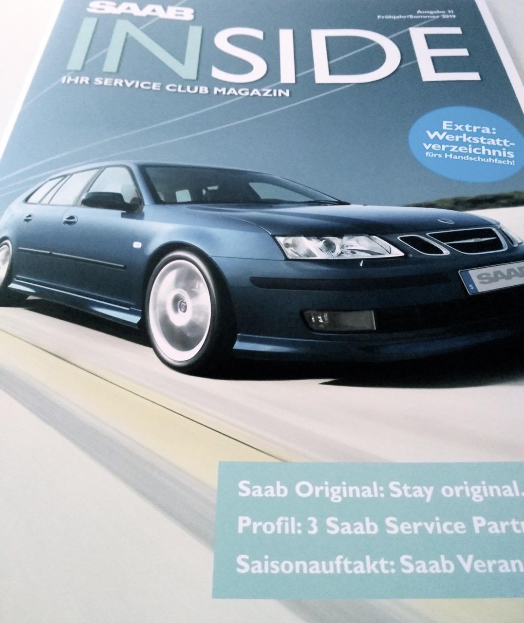Saab Inside Number 11 está aqui!