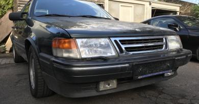 Saab 9000 CD, die am wenigsten beliebte Version des großen Schweden