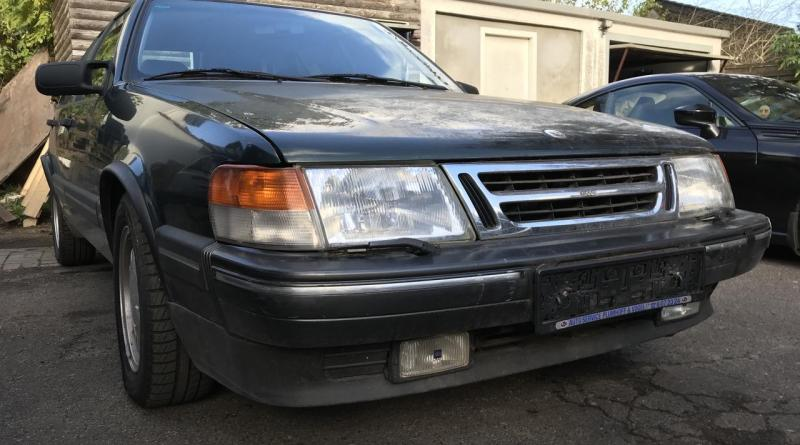 Saab 9000 CD, the least popular version of the great Sweden