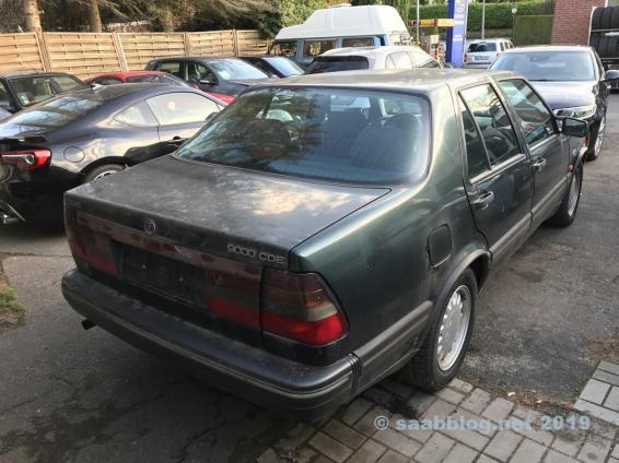 Alguém se atreve a comprar o Saab?