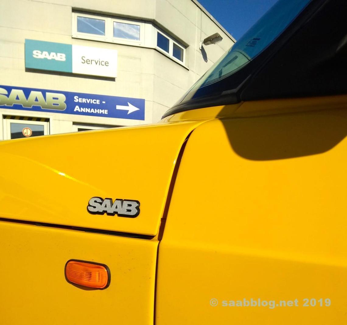 Saab Service