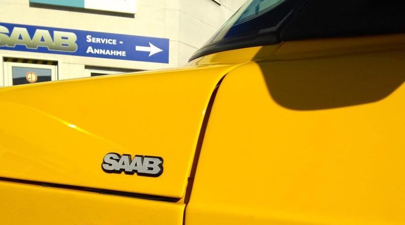 Saab-service
