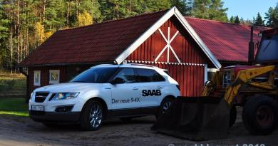 Saab dates July 2019