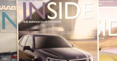 Скоро новый Saab Inside!