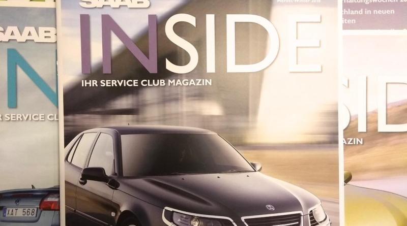 Saab Inside Number 11 is coming!