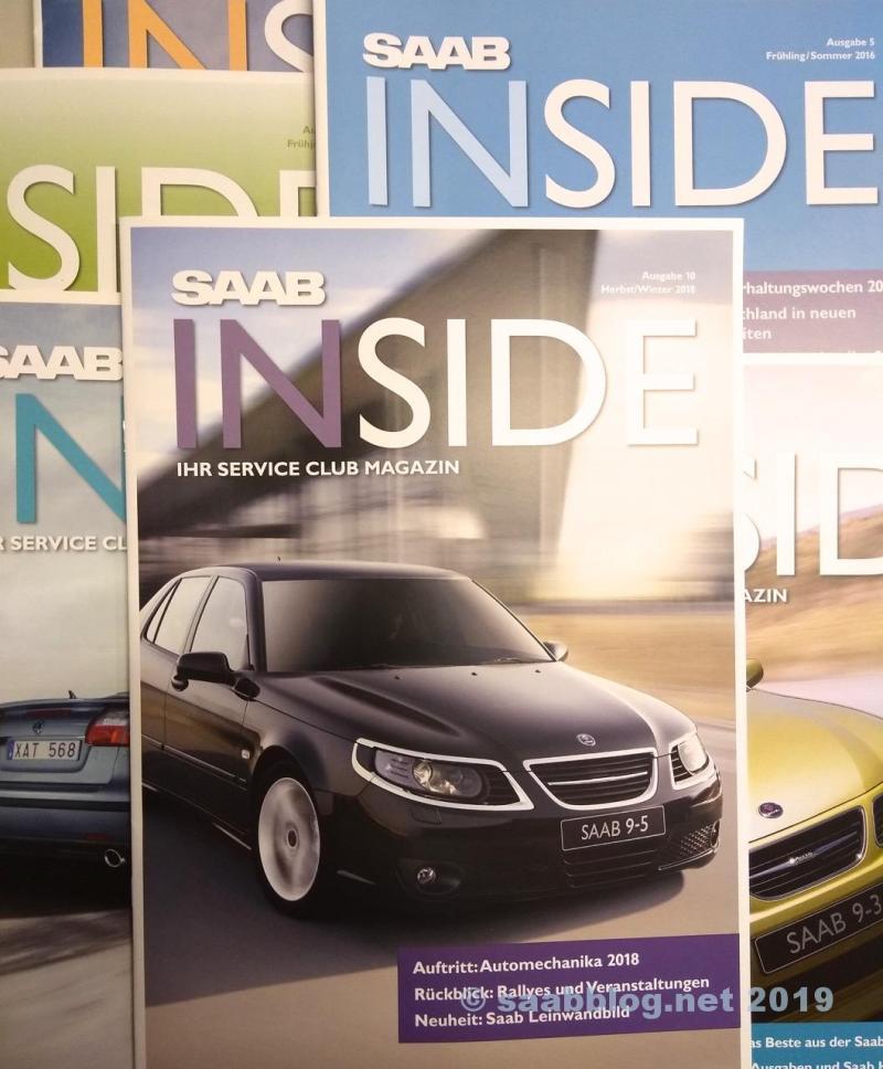 Saab Inside nummer 11 komt eraan!