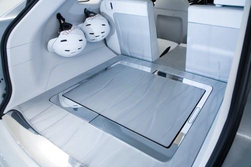 Neues Cargo System im 9-4X BioPower Concept
