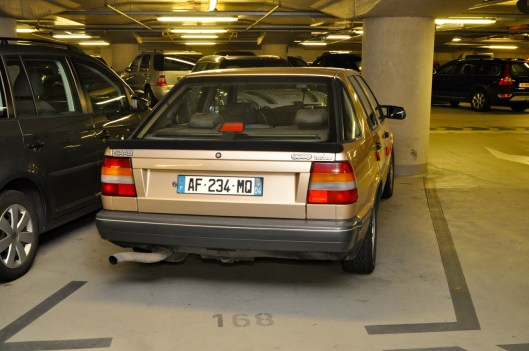 Nice and rare. 9000 CC Turbo from France