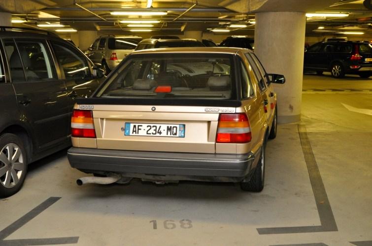 Agradável e raro. 9000 CC Turbo da França
