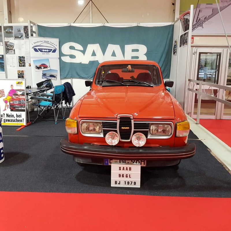 Saab 96 GL. 2 owners in 40 years