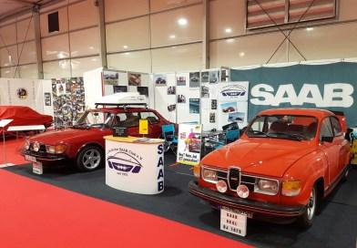 Saab på Techno Classica 2019