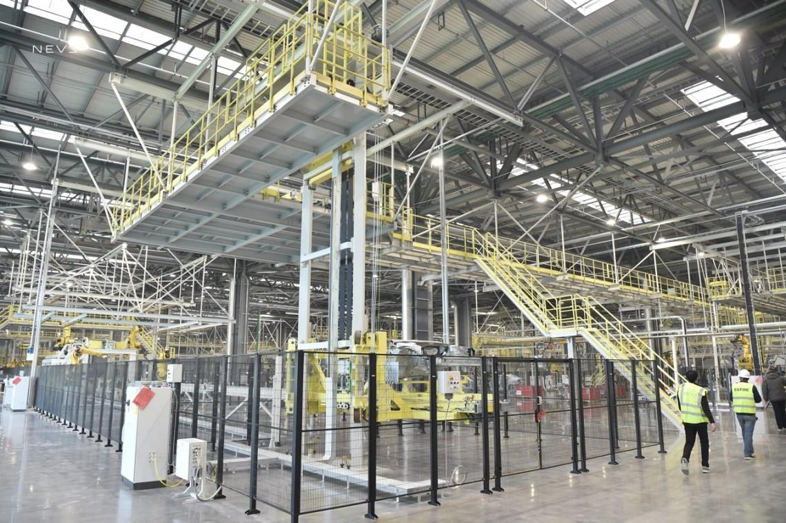 NEVS Tianjin Factory. 1 miljoen elektrische auto's in 3-jaren?