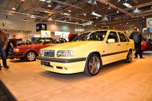 Volvo 850 T5 R and 240 Turbo. Both tasty.