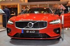 Um sueco dos EUA. O novo S60, muito legal!