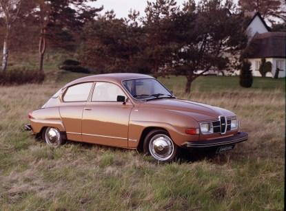 Sympatisk fordon: Saab 96, en klassiker av Göta Älv