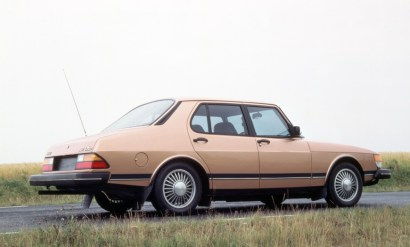 The 900 Sedan is not as popular as the other variants