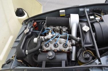 3-Zylinder 2-Takt Motor, gesteigert auf 85 PS Leistung