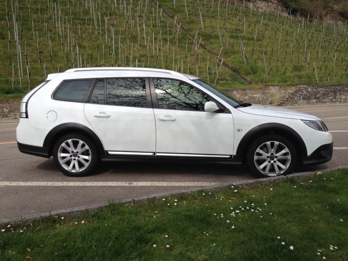 Saab 9-3x, 2010