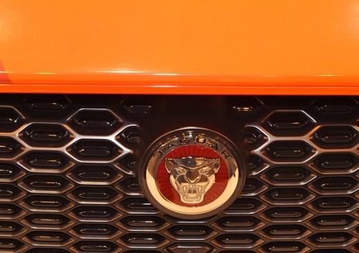 Jaguar, el gato tiene genes Saab.