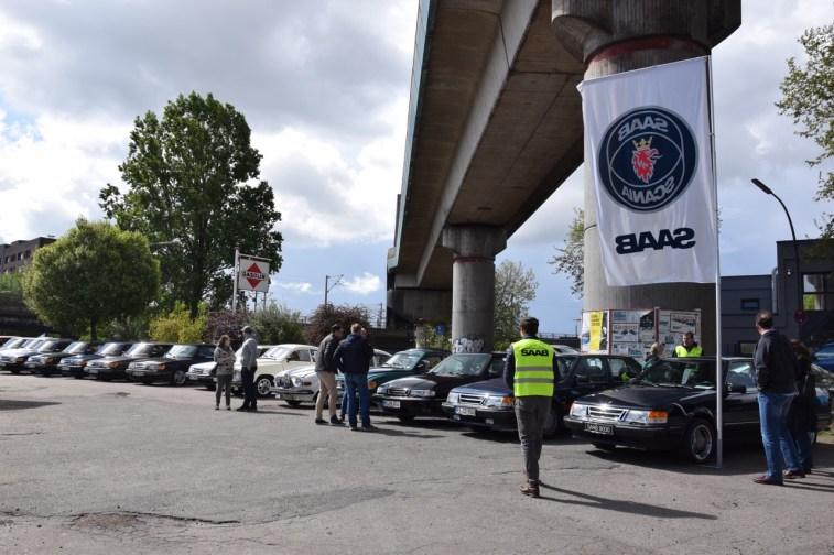 The 4. Hamburger Saab meeting