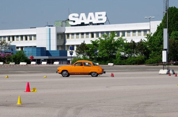 In minder dan 2 weken begint het Saab Festival 2019
