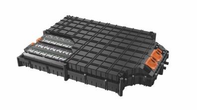 Batteriemodul für den Sion von Elringklinger