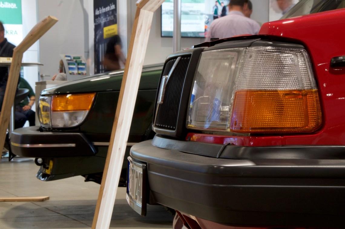 Volvo und Saab
