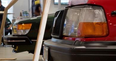 Volvo und Saab, Messekonzept in Neumünster