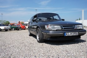 Schöner Saab 900 Turbo