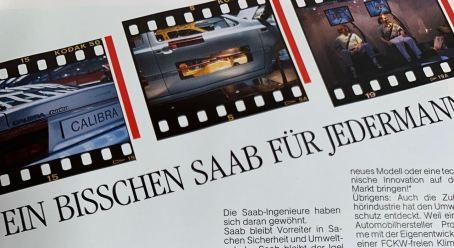 Democratização: um pouco de Saab para o mundo