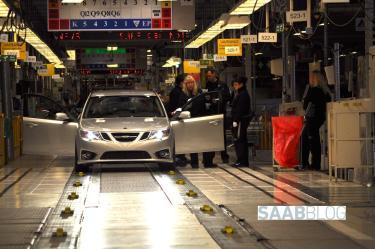 Saab номер 2, модельный год 2014