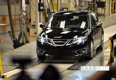 El último Saab. Pero en realidad