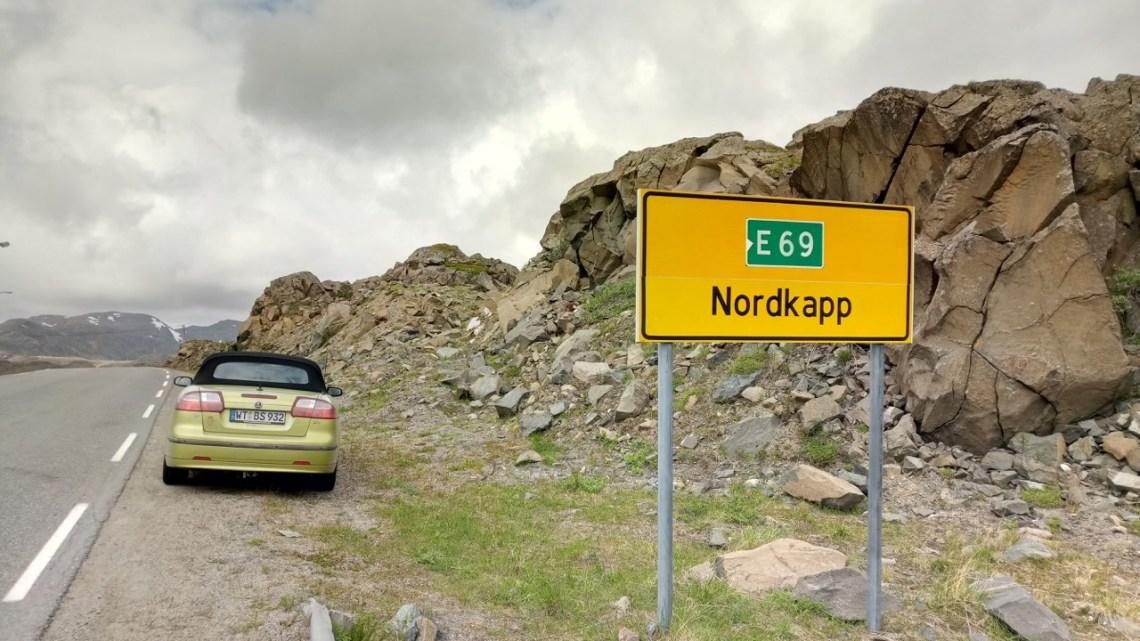 Однажды Северный Кейп и обратно с Saab 9-3 Cabriolet