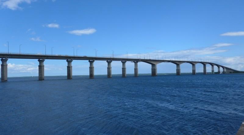 Spektakulär! Brücke von Kalmar nach Öland.