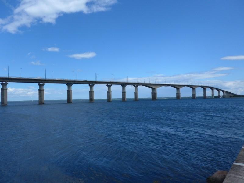 Spectacular! Bro från Kalmar till Öland.