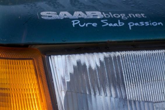 Blog, Saab, pura paixão