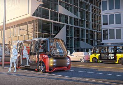Les modules de mobilité urbaine seront pilotés par la technologie 360 à degrés