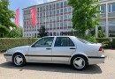 The Saab 9000 - matured to the classic