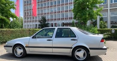 Saab 9000 - mûri au classique